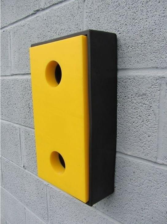 Żółty Odbój Rampowy R008